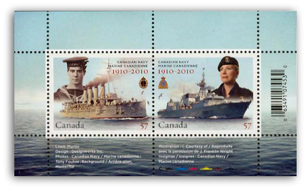 canadian-navy-centenary-stamps