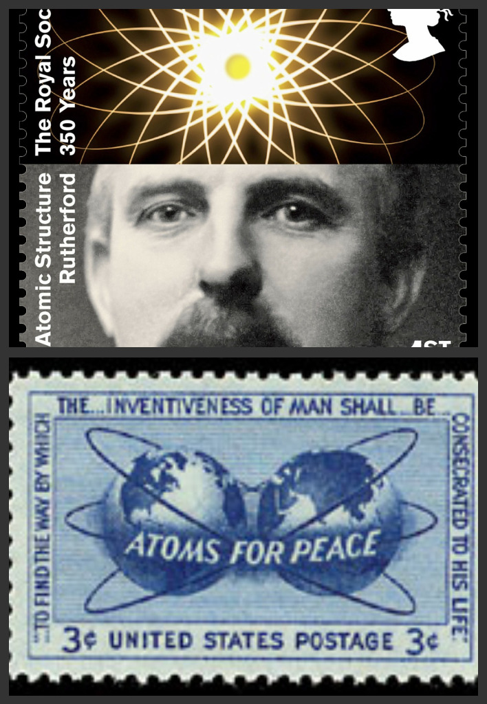 Atoms-On-Stamps
