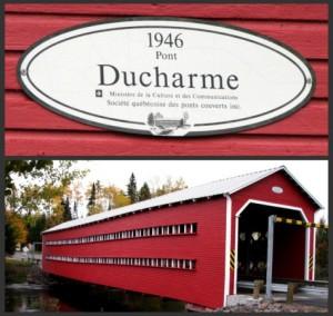 Covered-Bridge-Ducharme-1946-Province-Quebec-Canada