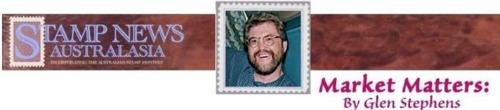 Glen Stephen - Stamp News Australasia