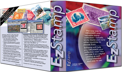 EzStamp Software by SoftPro
