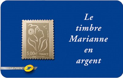 France-Marianne-Silver-Stamp-2005