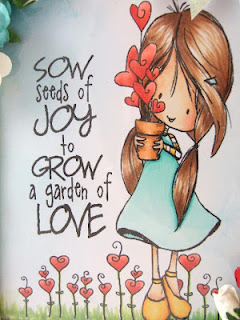 Sow Seeds of Joy To Grow A Garden Of Love