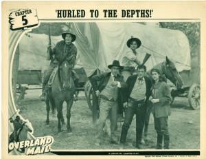 overland mail movie 1942