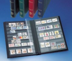 stamp collecting stock books