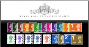 Great Britain Machin Presentation Pack Definitives