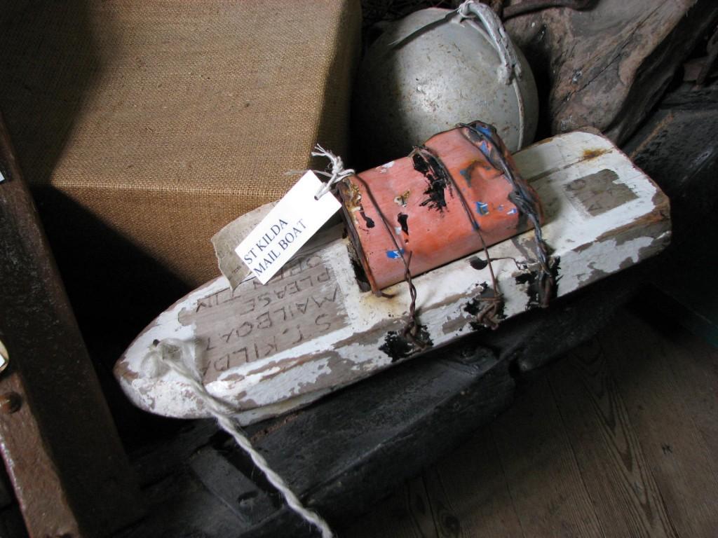 St-Kilda Boat Mail