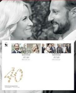 Norway-Royal-Anniversaries-June-2013-FDC