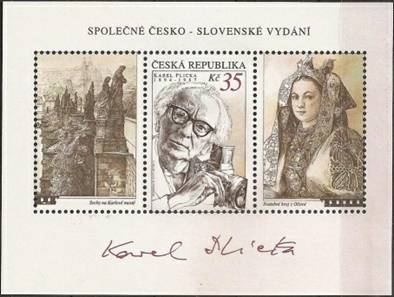 Czech Republic - Karel Plicka - 2008 Issue