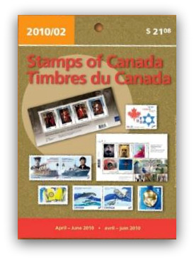 Canada Post Stamp Quest Quaterly Collector Packs - 2010/02