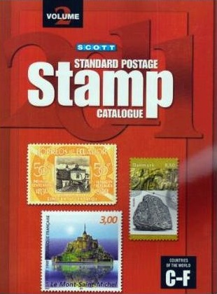 scott postage stamp catalogue 2011 china