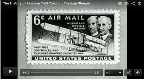History Of Aviation Through Stamps
