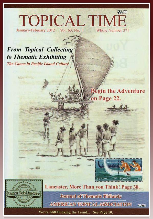 ATA Topical Time Magazine - January February 2012