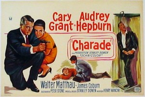 CHARADE-postal-theme-movie-with-cary-grant