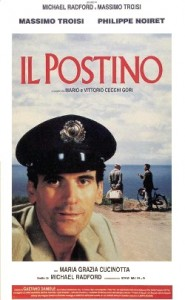 Cucccinota IL Postino postal-theme-movie