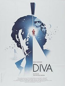 Diva 1981 Poster of the Movie