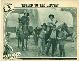 overland mail movie 1942