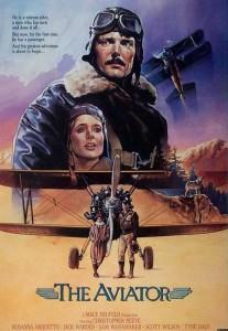 postal theme movie - the aviator