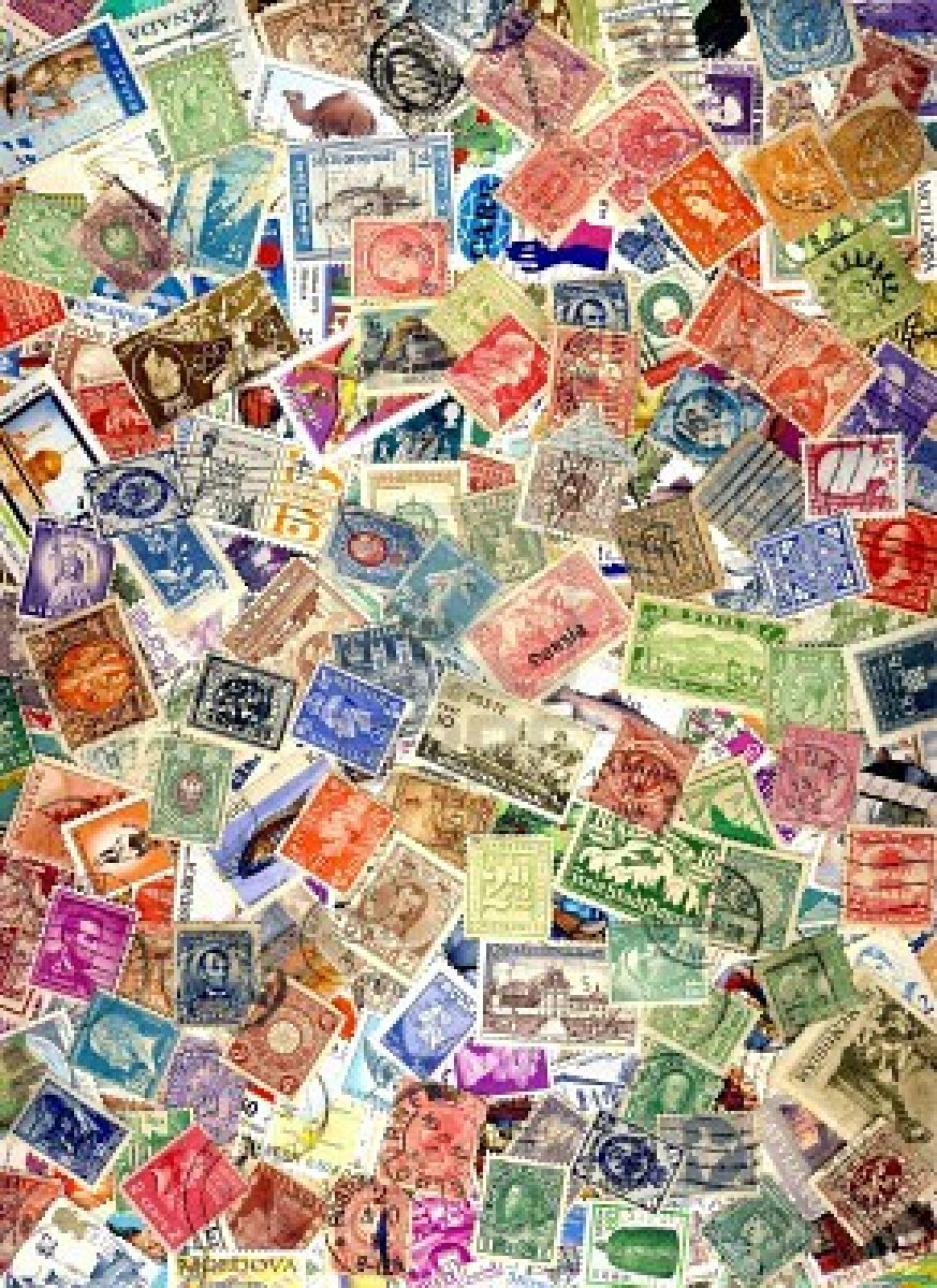 a-pile-of-worldwide-postage-stamps
