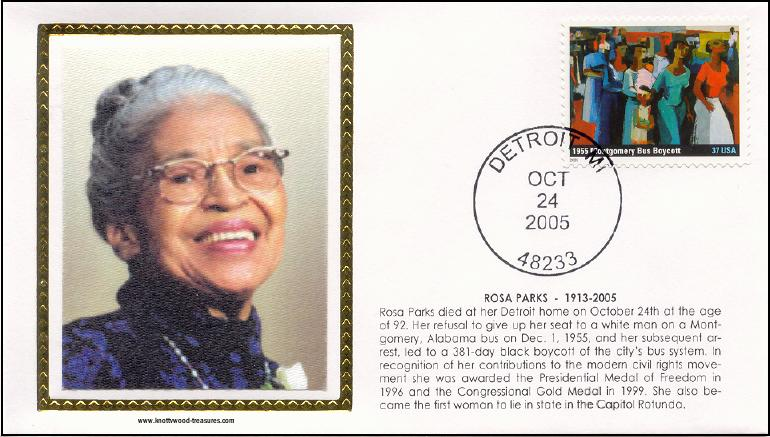rosa-parks-fdc