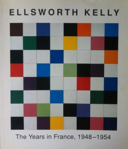 Ellsworth kelly years in france book