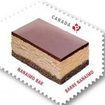 nanaimo bar canada permanent postage stamp